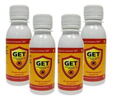 Get - средство для эффективной борьбы с клопами