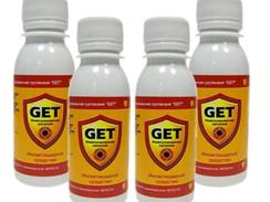 Get - профессиональное средство от тараканов