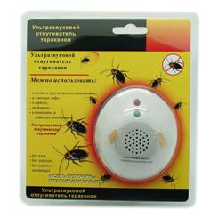 Ультрозвуковые отпугиватели - эффективное средство для борьбы с тараканами в доме